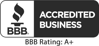 Griffin Web Design has an A+ rating with the Better Business Bureau.