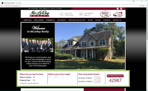McLeroy Realty
