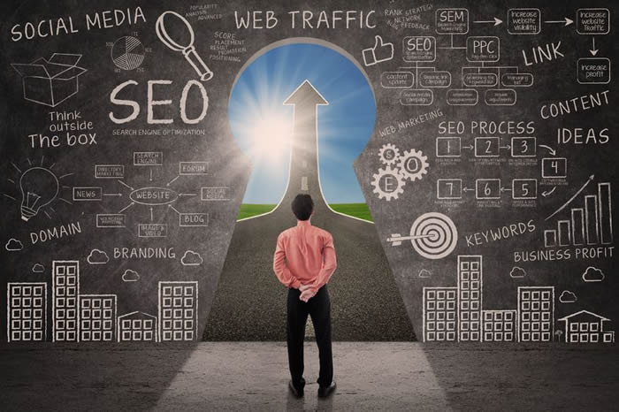 Our marketing plans include SEO and social media management.